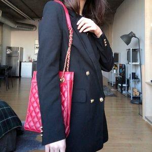 Vintage Gucci-esque Red Bag
